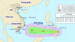 Dự báo thời tiết hôm nay (2.1): Tin áp thấp nhiệt đới mới nhất: Biển Đông sắp xuất hiện bão số 1 trong năm 2018