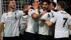 Trung vệ ghi bàn phút 90+4, Liverpool thắng nghẹt thở Burnley