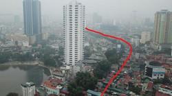 """Clip: Toàn cảnh đường """"đắt nhất hành tinh"""" hơn 3.400 tỷ/km ở Hà Nội"""