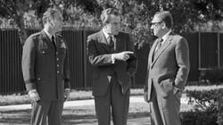"""Tổng thống Mỹ Richard Nixon với """"Lý thuyết người điên"""""""