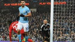 BXH, kết quả vòng 22 Premier League: Man City đại thắng