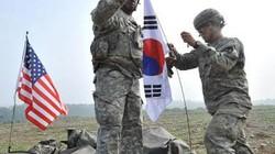 Bật mí lý do Mỹ - Hàn nhất trí hoãn tập trận quân sự chung