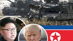 Hàn Quốc ùn ùn đưa xe tăng đến gần biên giới Triều Tiên