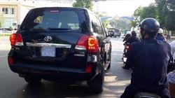 Đắk Nông bán 2 xe sang doanh nghiệp tặng nộp ngân sách