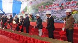 Khởi công nhà máy chế biến nông sản 7,5 triệu USD ở Vân Hồ, Sơn La