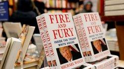 """Ông Trump đáp trả cuốn sách dự báo """"kết thúc triều đại Trump"""""""