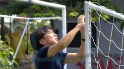 HLV Miura làm gì trong buổi tập đầu tiên của CLB TP HCM?