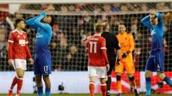 """BXH, kết quả bóng đá đêm 7.1, rạng sáng 8.1: Arsenal """"bật bãi"""" khỏi FA Cup"""