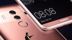 Tham vọng bành trướng thị trường smartphone Mỹ của Huawei gặp sự cố