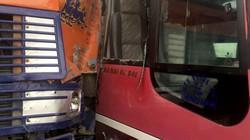 Đình chỉ tài xế lái xe buýt rượt đuổi ô tô đầu kéo trên quốc lộ 1