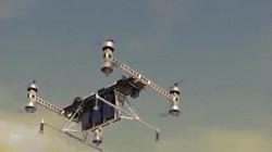 Boeing khoe UAV có thể chở hàng nặng như voi