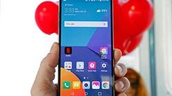 LG G7 xuất hiện với tỷ lệ màn hình so với thân máy ấn tượng