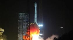 Video: Mảnh vỡ tên lửa mang vệ tinh TQ rơi xuống khu dân cư