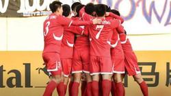 Kết quả vòng bảng giải U23 châu Á 2018 (13.1): U23 Thái Lan về nước sớm