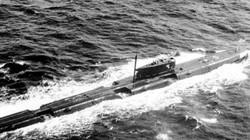 Liên Xô: Nổ tàu ngầm hạt nhân vẫn may mắn sống sót