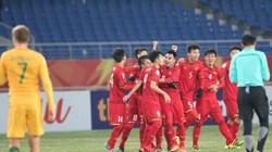 NHM Trung Quốc làm điều bất ngờ với U23 Việt Nam