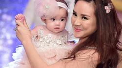 Con gái của Vy Oanh và chồng đại gia hơn 15 tuổi gây chú ý hơn cả mẹ