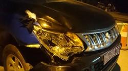 Điều tra vụ xe cảnh sát va chạm xe máy khiến 2 người nhập viện