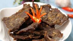 Cách làm thịt bò khô kiểu Hồng Kông thơm cay, dai ngọt để dành ăn Tết