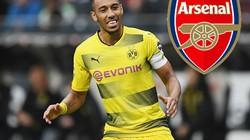 """Dortmund """"bật đèn xanh"""" cho Arsenal mua Aubameyang"""