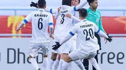 """Thảm bại trước U23 Uzbekistan, U23 Nhật Bản trở thành """"cựu vương"""""""