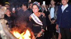 Hoa hậu H'Hen Niê, cô gái Ê đê xinh đẹp đã về với buôn làng