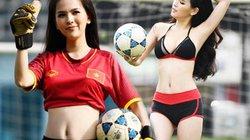 Phi Huyền Trang say mê thủ môn Tiến Dũng, tin vào chiến thắng U23 Việt Nam