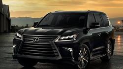 SUV hạng sang Lexus LX 570 giảm giá mạnh