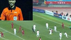 """""""Liên đoàn bóng đá Qatar: Cống tiền oan cho trọng tài rồi"""""""