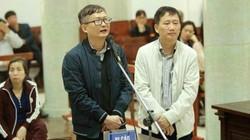 Luật sư của Trịnh Xuân Thanh quên câu hỏi vì bị tòa ngắt lời