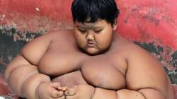 """Cậu bé béo nhất thế giới nặng gần 2 tạ """"đổi đời"""" vì giảm cân"""