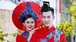 """Giữa """"bão"""" U23, bộ ảnh Lâm Khánh Chi bên chồng vẫn hút """"bão"""" like"""