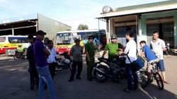 Bắt một đối tượng trong vụ cướp xe khách tại tỉnh Gia Lai