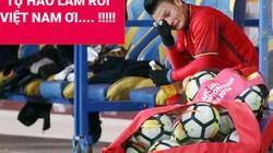 Người hâm mộ vỡ òa cảm xúc dù U23 Việt Nam lỡ Vàng