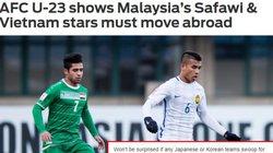 FOX Sports đưa lời khuyên bất ngờ cho cầu thủ U23 Việt Nam