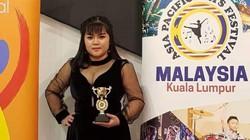 Vũ Hà Trang đoạt Huy chương Vàng Asia Pacific Arts Festival