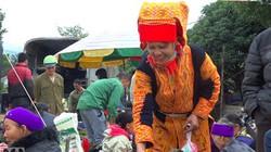 Người vùng cao Ba Chẽ xúng xính đi chợ nông sản ngày Tết