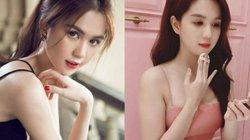 """Sau phát ngôn về U23, Ngọc Trinh quyến rũ mặc váy dây """"đốn tim"""""""