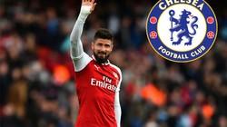 """Chi 15 triệu bảng, Chelsea đón """"siêu dự bị"""" Giroud trong 48 giờ tới"""