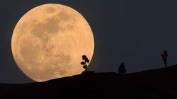 """Lý giải hiện tượng nguyệt thực toàn phần """"siêu trăng xanh"""" tối 31.1"""