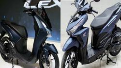 Thích xe ga, chọn Honda Vario 125 hay Yamaha Lexi 125?