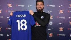 """Chelsea chiêu mộ Giroud, """"tống cổ"""" Batshuayi"""