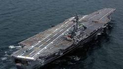 Tàu Nga áp sát ngoài khơi, Mỹ điều tàu sân bay hạt nhân truy tìm