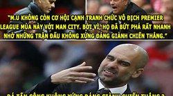 """ẢNH CHẾ HÔM NAY (3.2): Mourinho """"đá đểu"""" Man City, Dortmund trở thành siêu thị"""