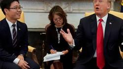 Trump gặp người đào tẩu Triều Tiên để tìm bí mật của Kim Jong Un?