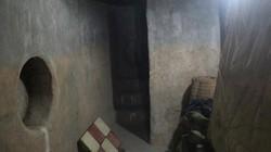 Khám phá hầm bí mật giấu 2 tấn vũ khí của Biệt động Sài Gòn