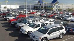 Tuần qua, Việt Nam chỉ nhập khẩu 3 xe ô tô con