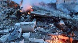 Phút cuối của phi công Nga khi máy bay bị khủng bố bắn rơi ở Syria