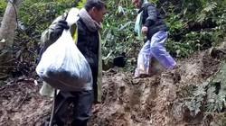 Hành trình đi bộ 20km xuyên rừng mang Tết cho trẻ em trên đỉnh núi