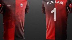 Rò rỉ mẫu áo đấu mới đẹp như Premier League của CLB Hải Phòng